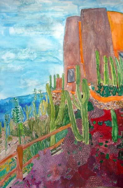 Harold Sakamoto - Landscape Of Fancy