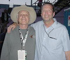 Jack with Eric Clapton