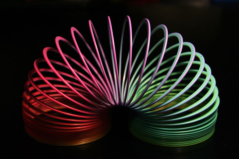 The Ideal Slinky