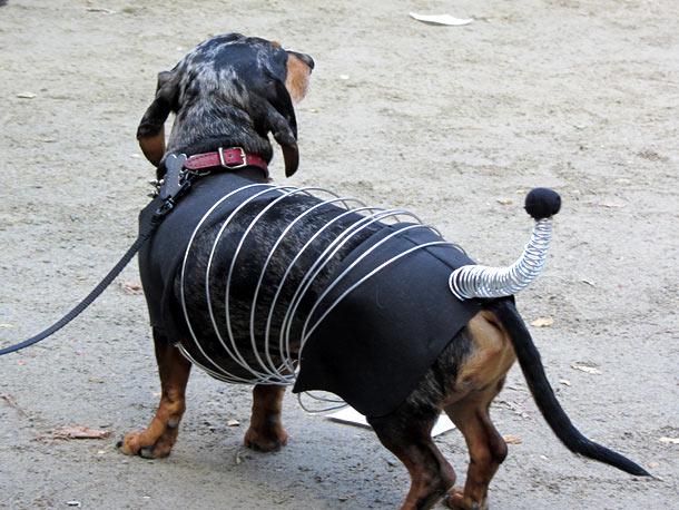 Slinky Golem