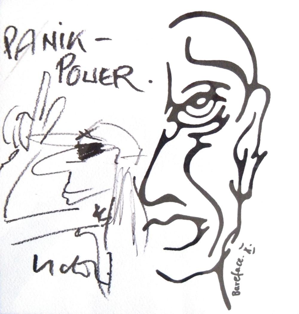 PANIK POLIER
