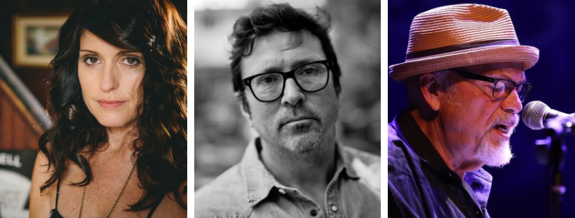 Special guests Cindy Morgan & Will Kimbrough join Phil Madeira for the 2019 Mercyland Workshop