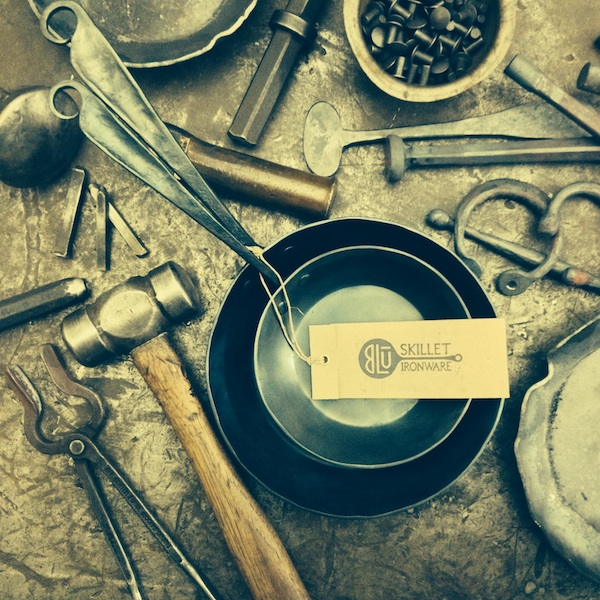 Renegade Craft Fair - Maker Spotlight: Blu Skillet Ironware