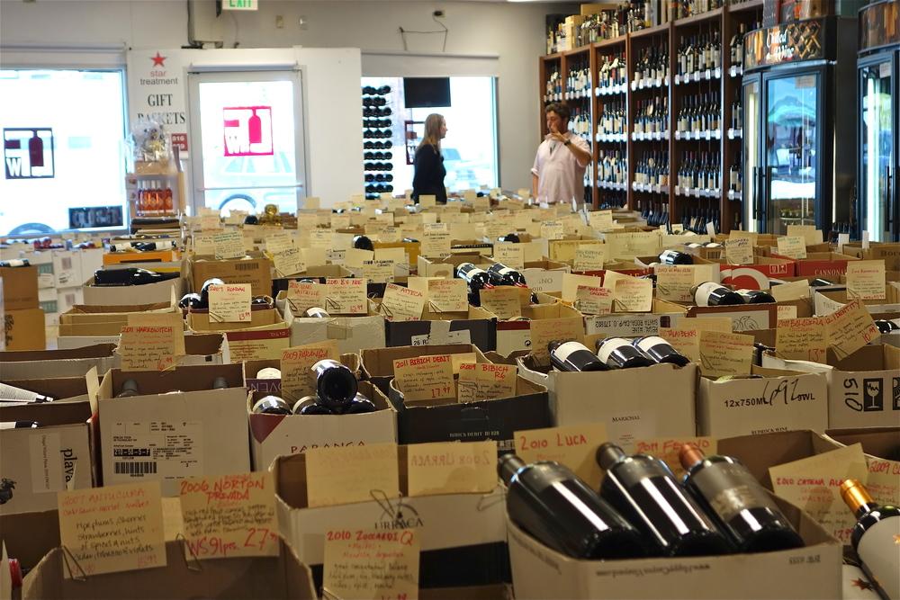 Lincoln Fine Wines