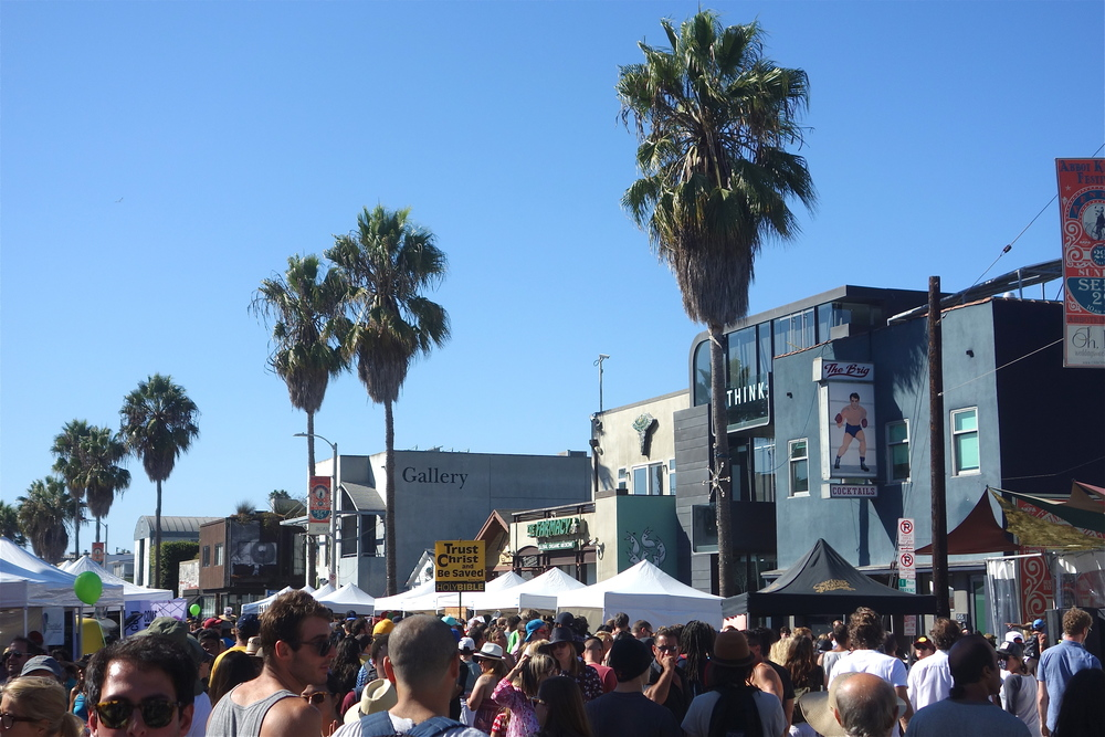 29th Annual Abbot Kinney Festival. (Photo by Nicole Reed)
