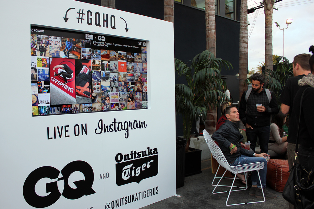 #GQHQ party at The Brig. (Photo by Glennie Rabin)