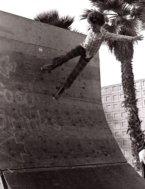 David Scott Venice Beach 1970s - Ghost2Ghost.Org