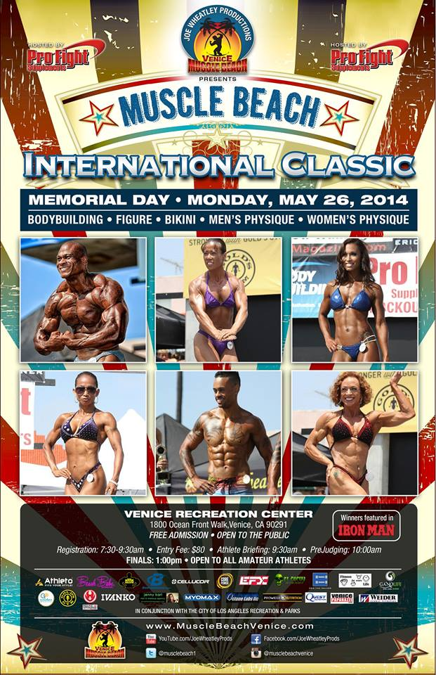 Muscle Beach International Classic