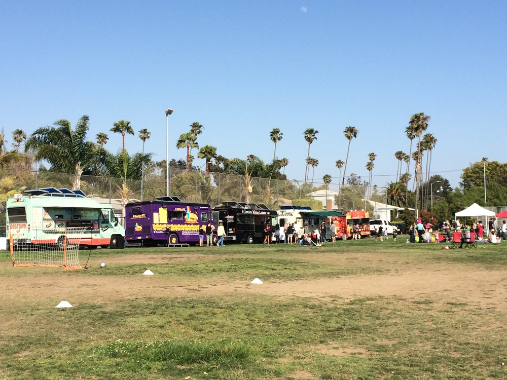 Oakwood Park - Food Truck Sundays