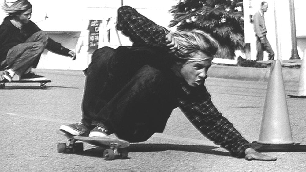 Venice Z-Boys skate legend Jay Adams. (Photo byCraig Stecyk)