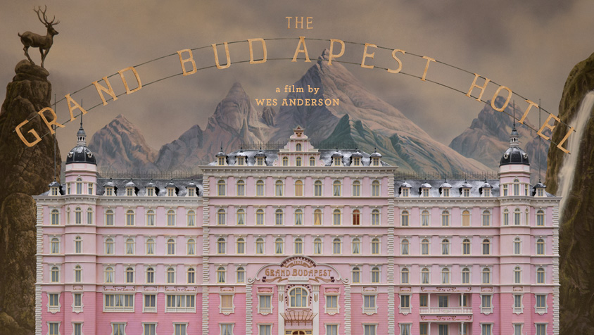 Front Porch Cinema Presents The Grand Budapest Hotel
