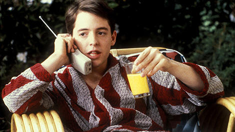 Front Porch Cinema Presents Ferris Bueller's Day Off