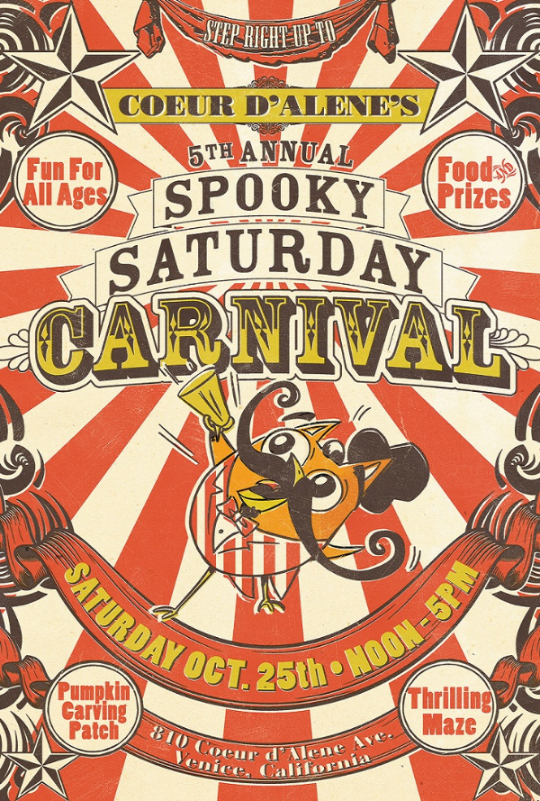 Coeur D'Alene Halloween Carnival
