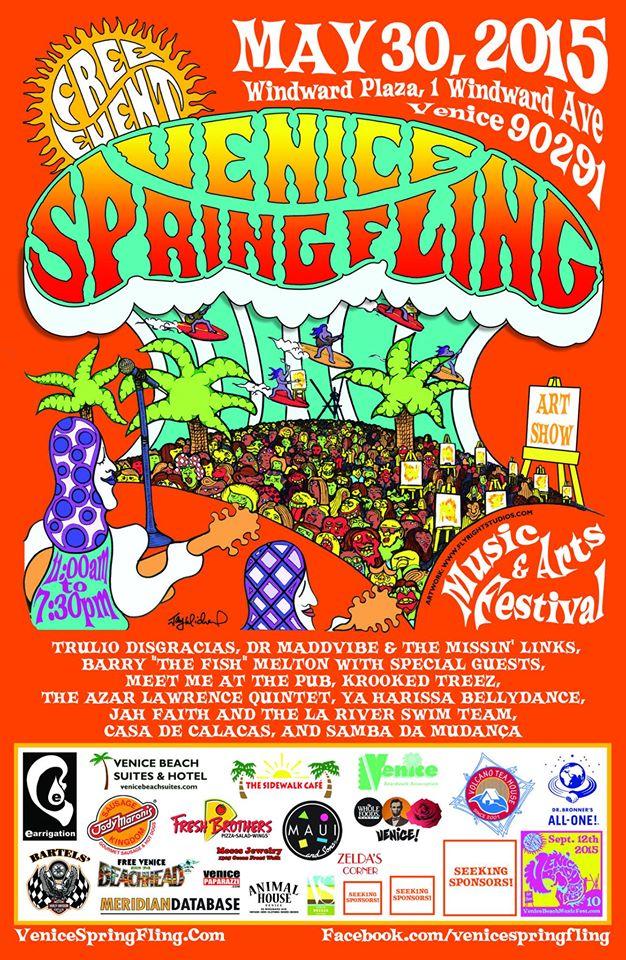 Venice Spring Fling