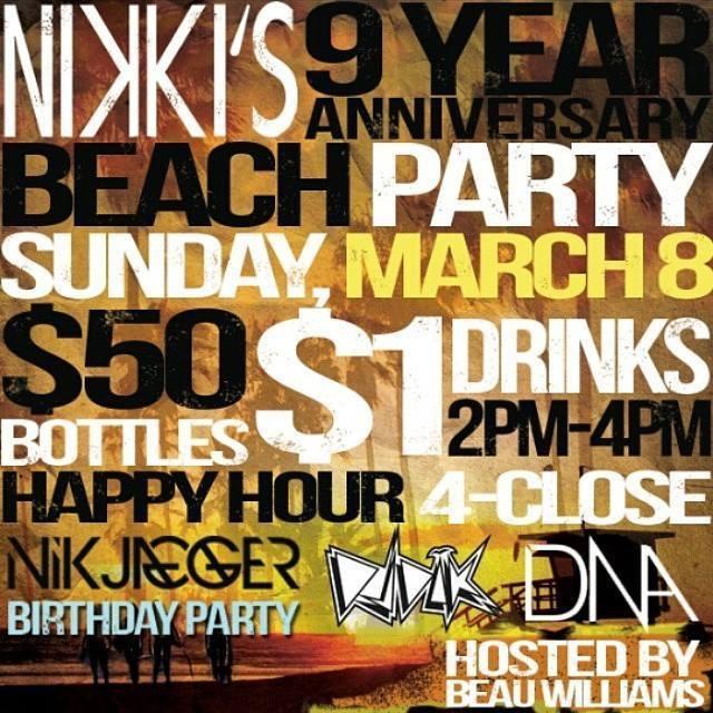 Nikki's Venice Beach