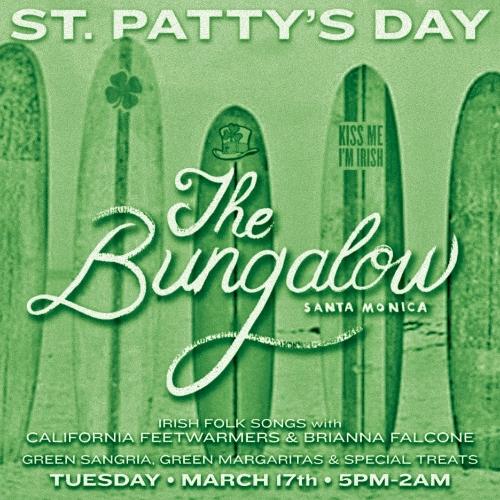 Bungalow Alehouse: 9 St. Patrick's Day Parties Around Venice