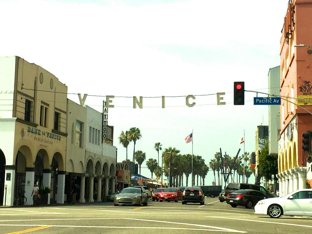 Venice Sign