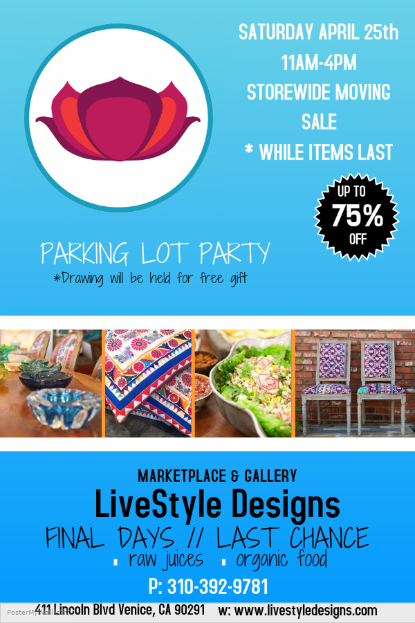 Live Style Sale