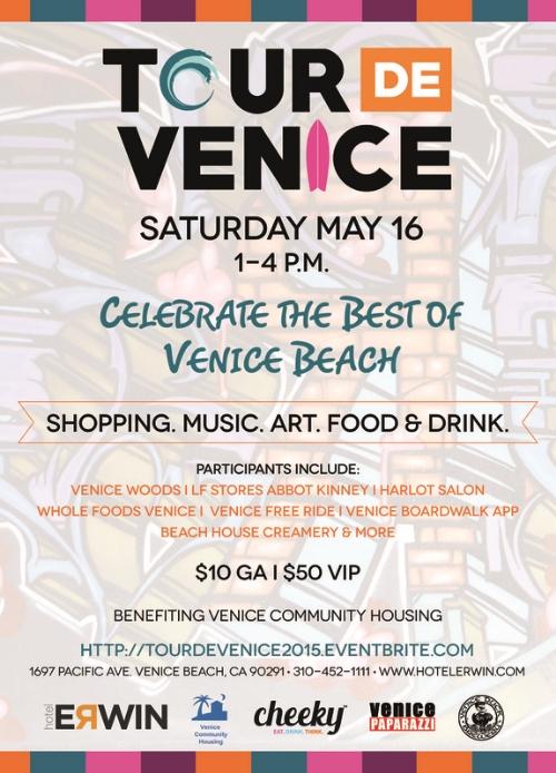 Tour de Venice