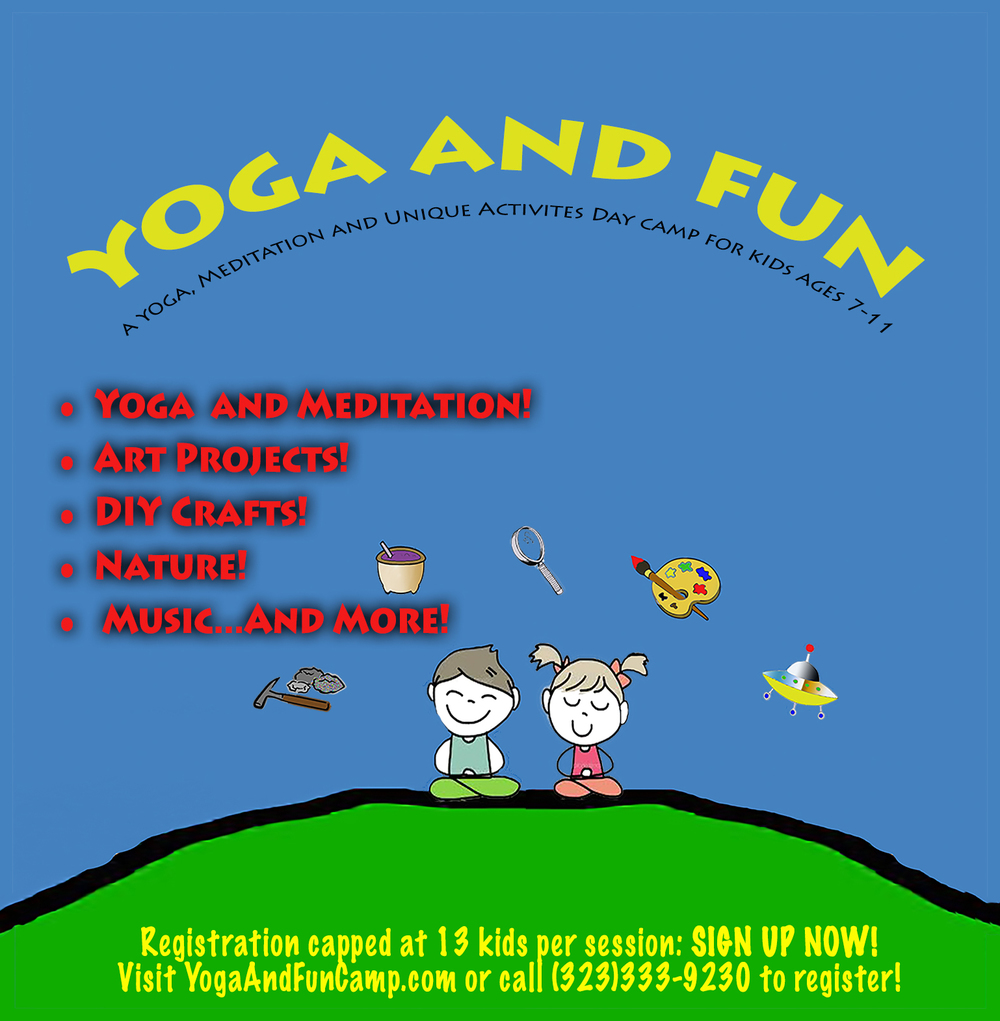 Yoga and Fun