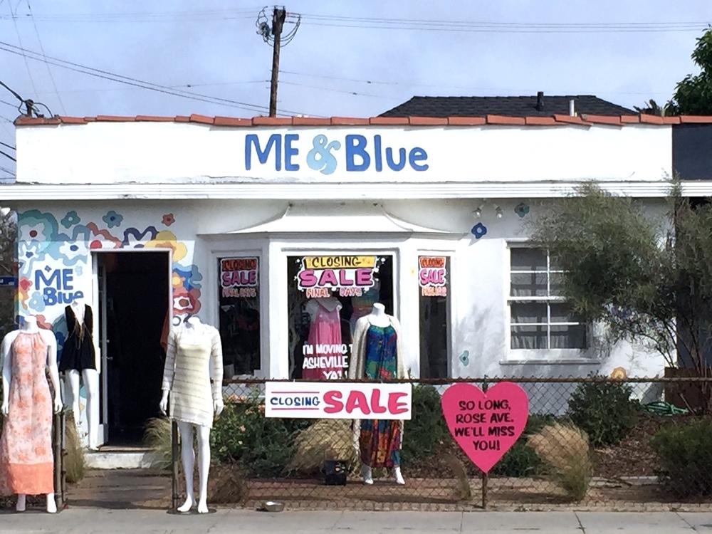 ME & Blue