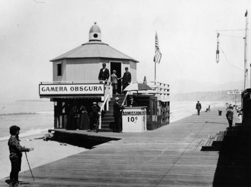 Photo: Santa Monica Camera Obscura
