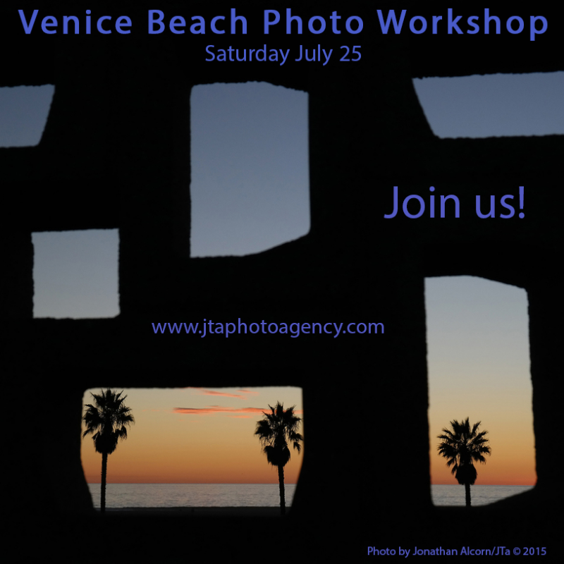Venice Beach Photo Workshop