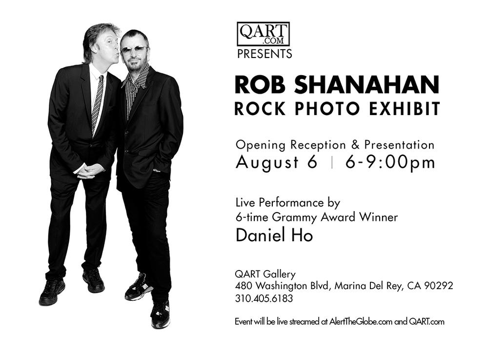 QArt Gallery Rob Shanahan Venice