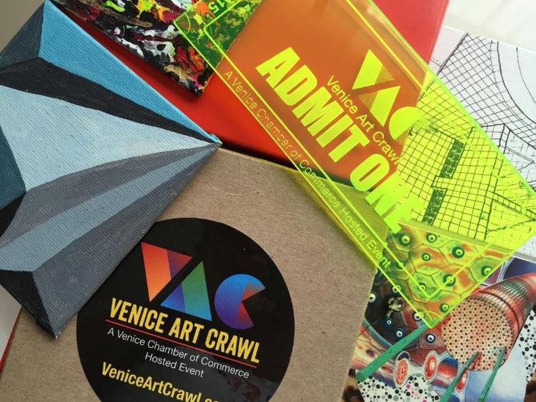 Venice Art Crawl 5th Anniversary