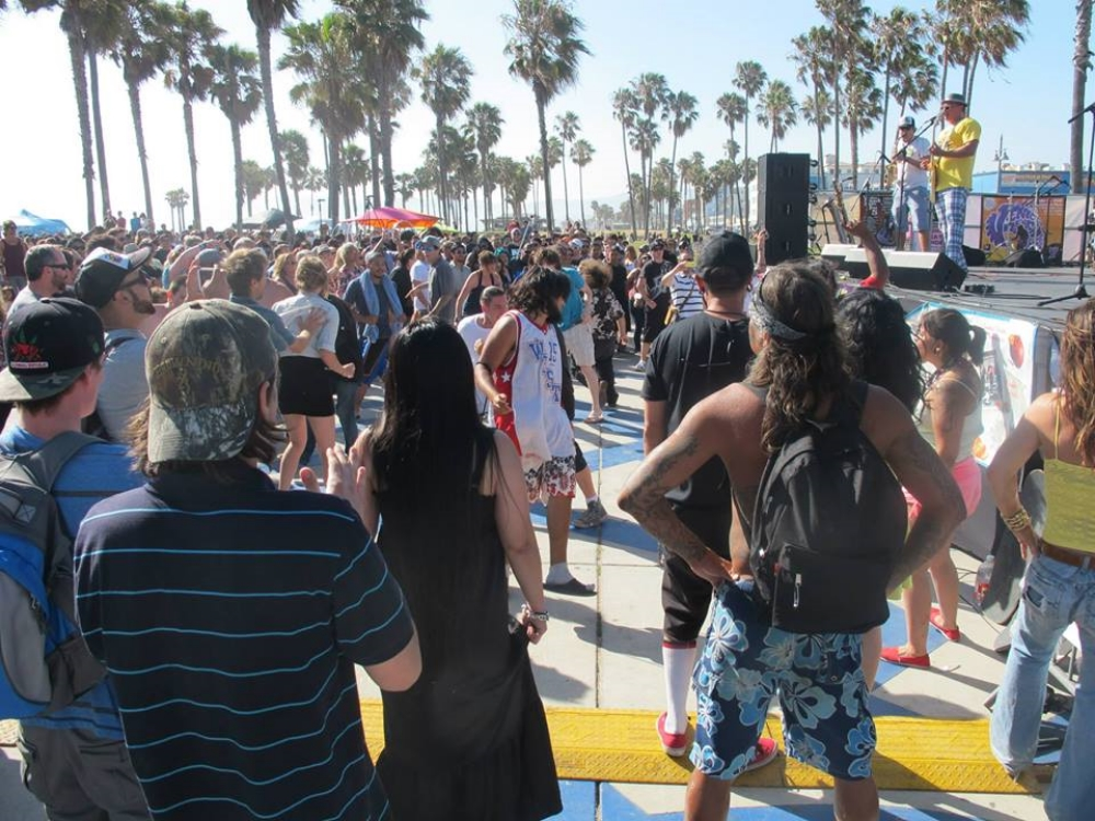 Photo by Venice Beach Music Festival