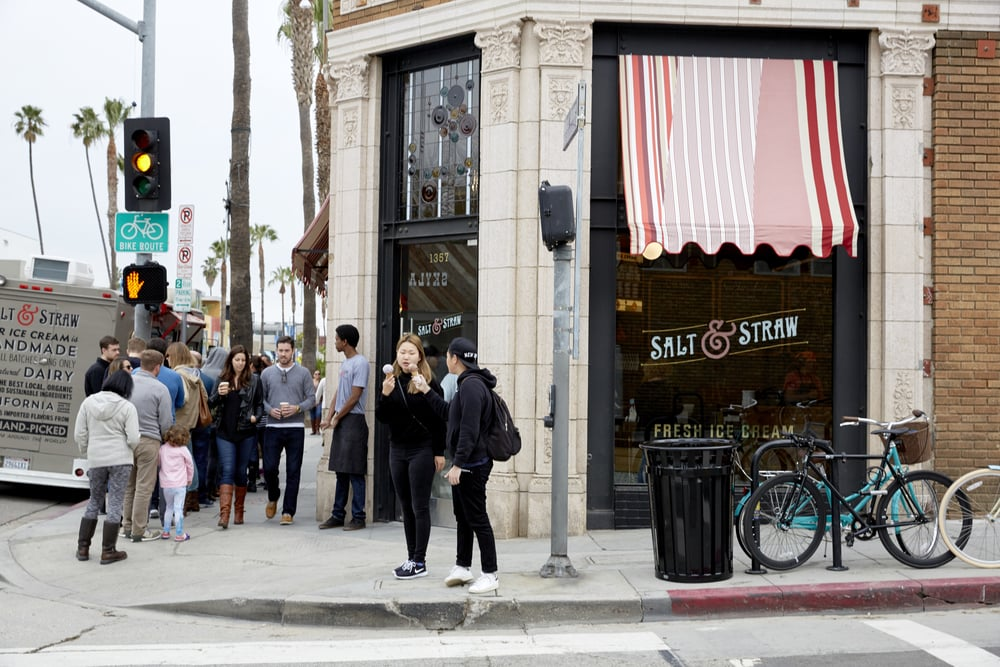 Salt & Straw opens L.A. scoop shop in Venice. ( Photo Salt & Straw )