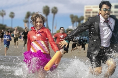 Photo by Marina del Rey Polar Plunge