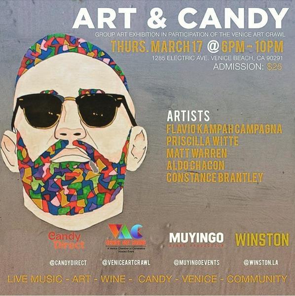 Art & Candy