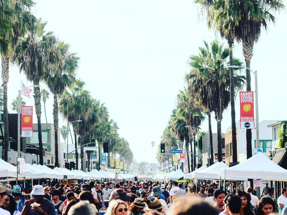 Abbot Kinney Festival (Photo by legendary_purry)