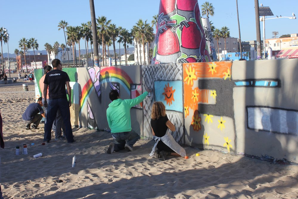 Venice Art Walls Get Local Color From the ZEFR Team — Lincoln & Rose