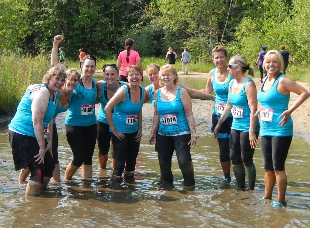 Dirty Girl Mud Run 2014