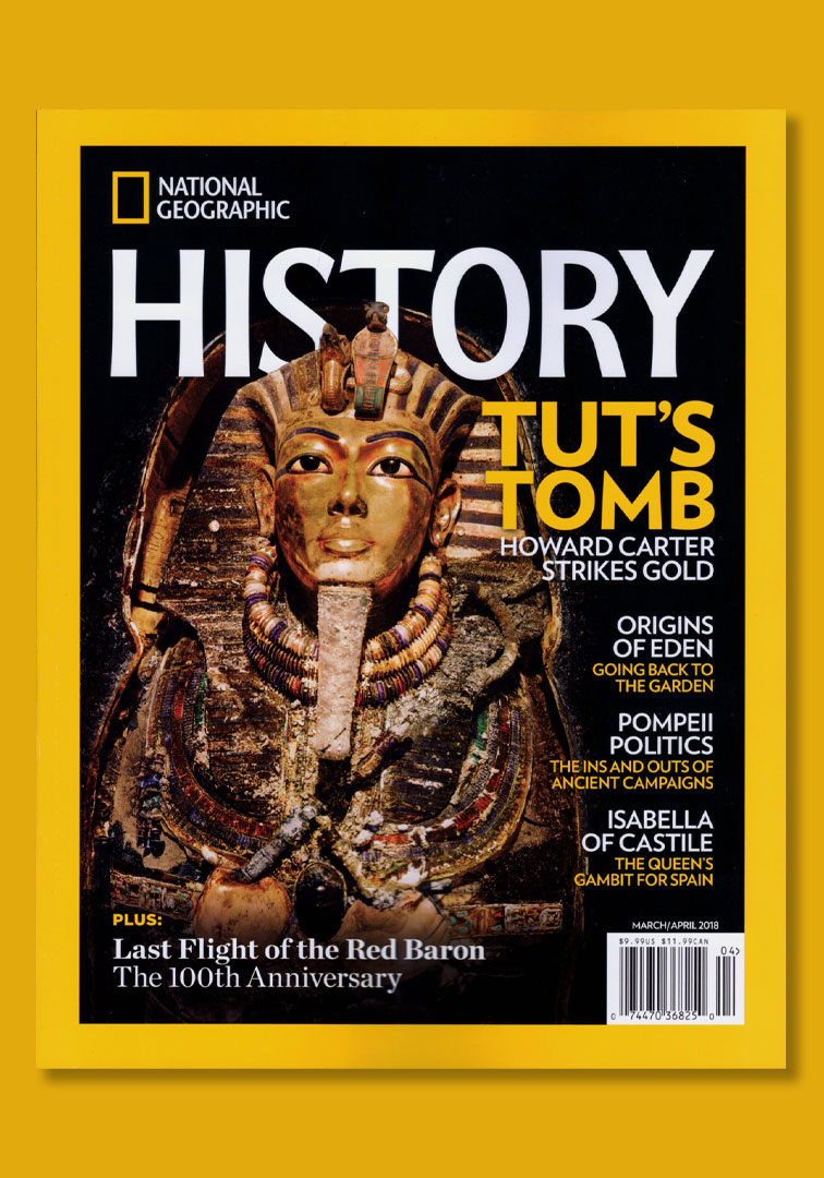The Discovery of Tutankhamun - The Griffith InstituteSC ExhibitionsDynamichrome was commissioned to restore and colorize thirty of Harry Burton's iconic photographs, recording Howard Carter's now legendary discovery of the Pharaoh Tutankhamun in the early 1920s •