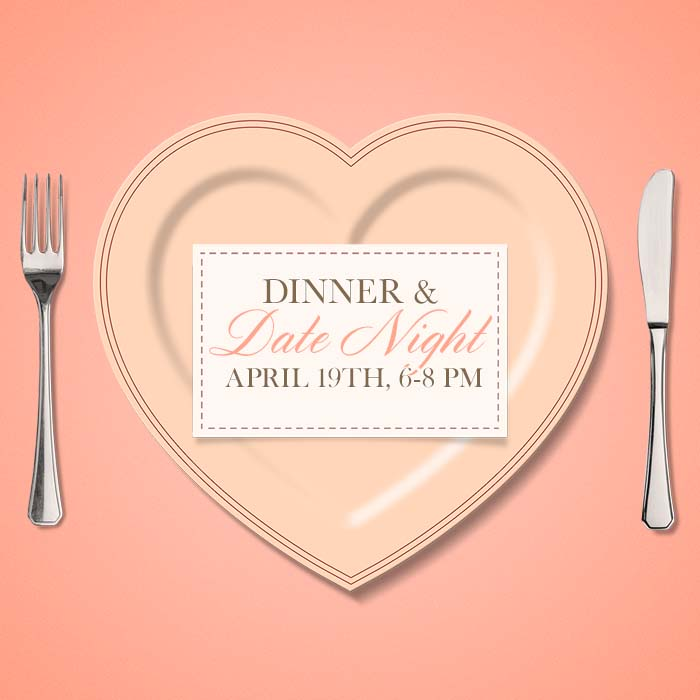 2013 | Family & Marriage Ministry :  Dinner & Date Night