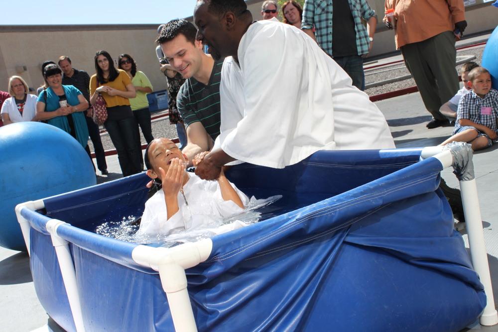 2013 | Baptism Weekends
