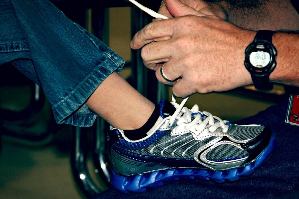2012 | Soles 4 Souls Shoe Drive