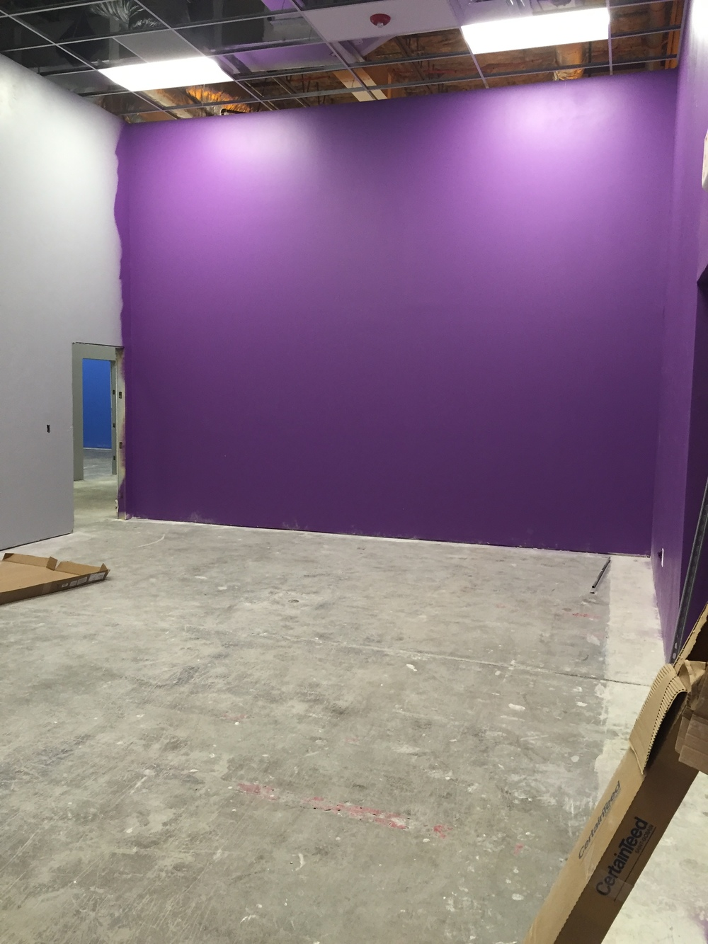 Children's Ministry | Purple Room