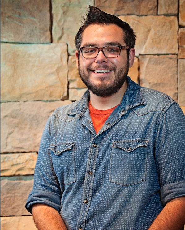 Andrew Cuellar (Student Minister)