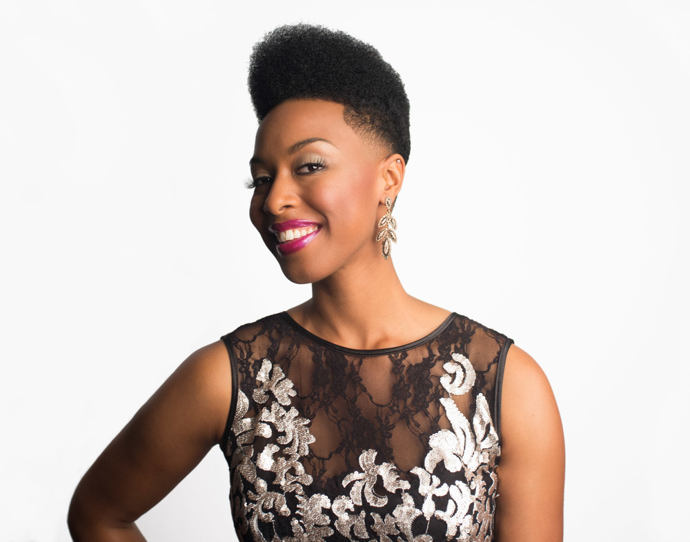 Singer Songwriter Carolyn Malachi: DIVAs Simply Singing Foundation 2013