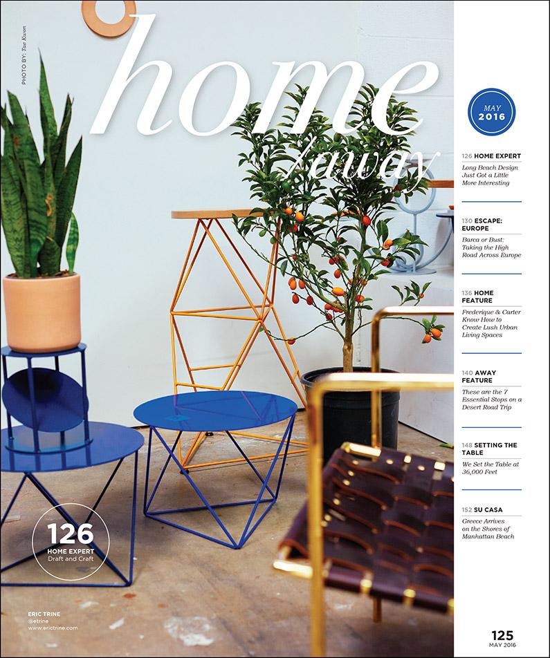Eric Trine: Furniture Designer