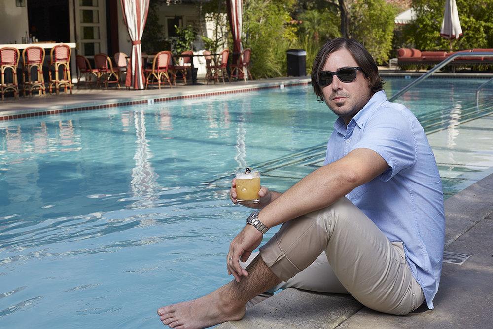 Brandon Infusino: Mixologist