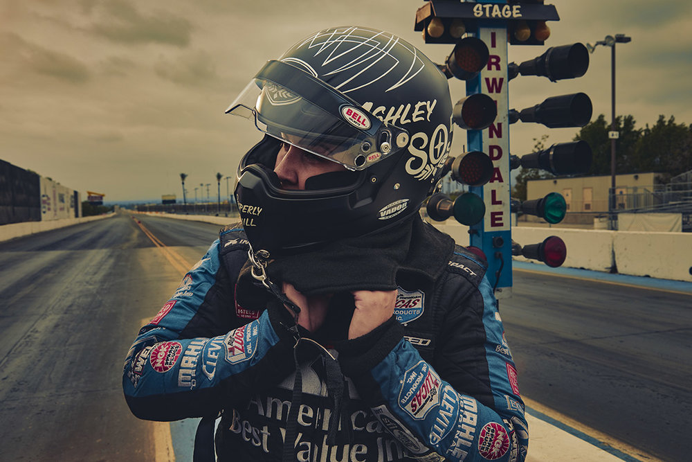 Ashley Sanford: NHRA Drag Racing Driver