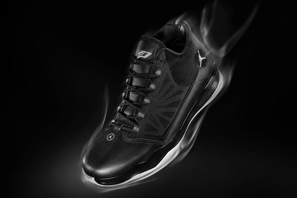 Shot for Nike Jordan