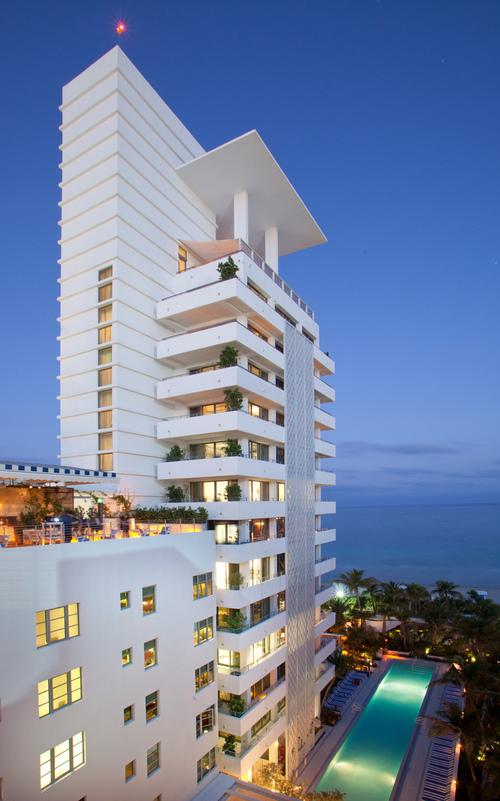 Soho Beach House Shulman Associates Design Architecture Simple Miami Home Design Exterior
