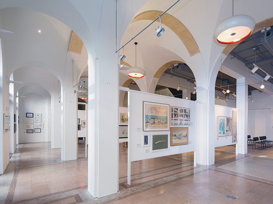 Drawn From Miami Exhibit Featured In The Architects Newspaper