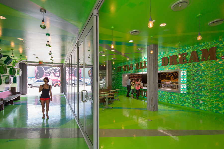 Jugofresh Headquarters — Shulman   Associates | Design ...